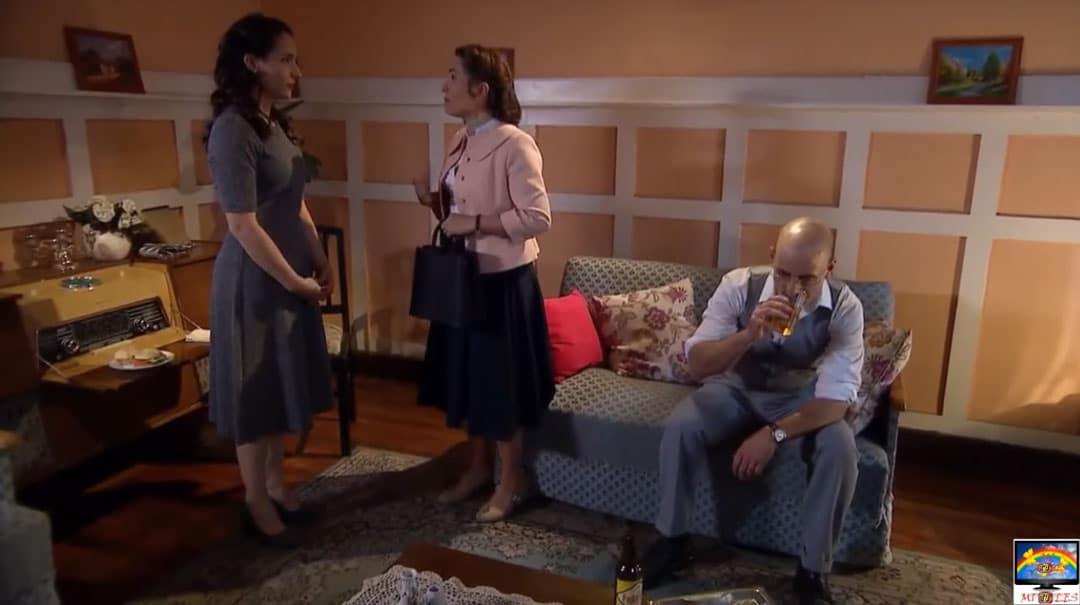 Mercedes le pide perdón a Bárbara