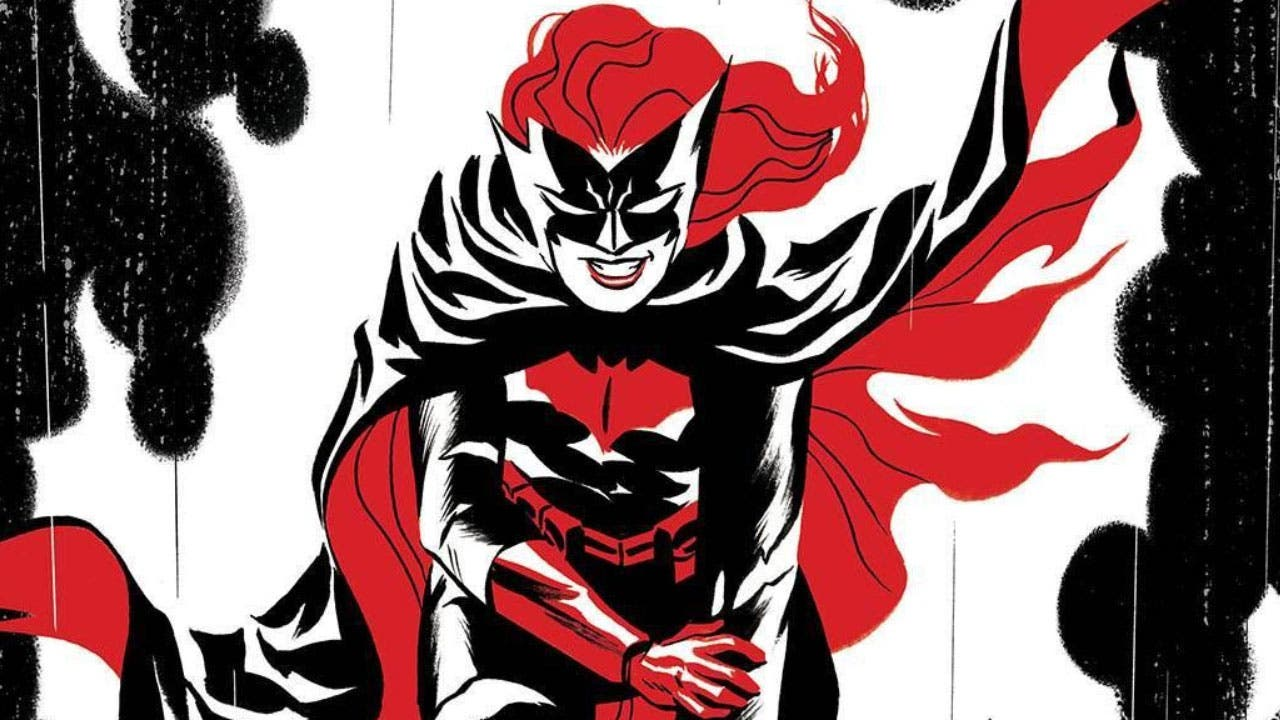 "Batwoman 12: ""The fall of the house of Kane 1"""