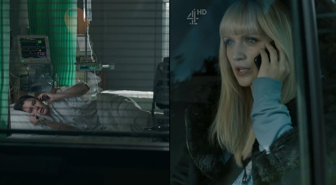 Niska llama por teléfono a Astrid