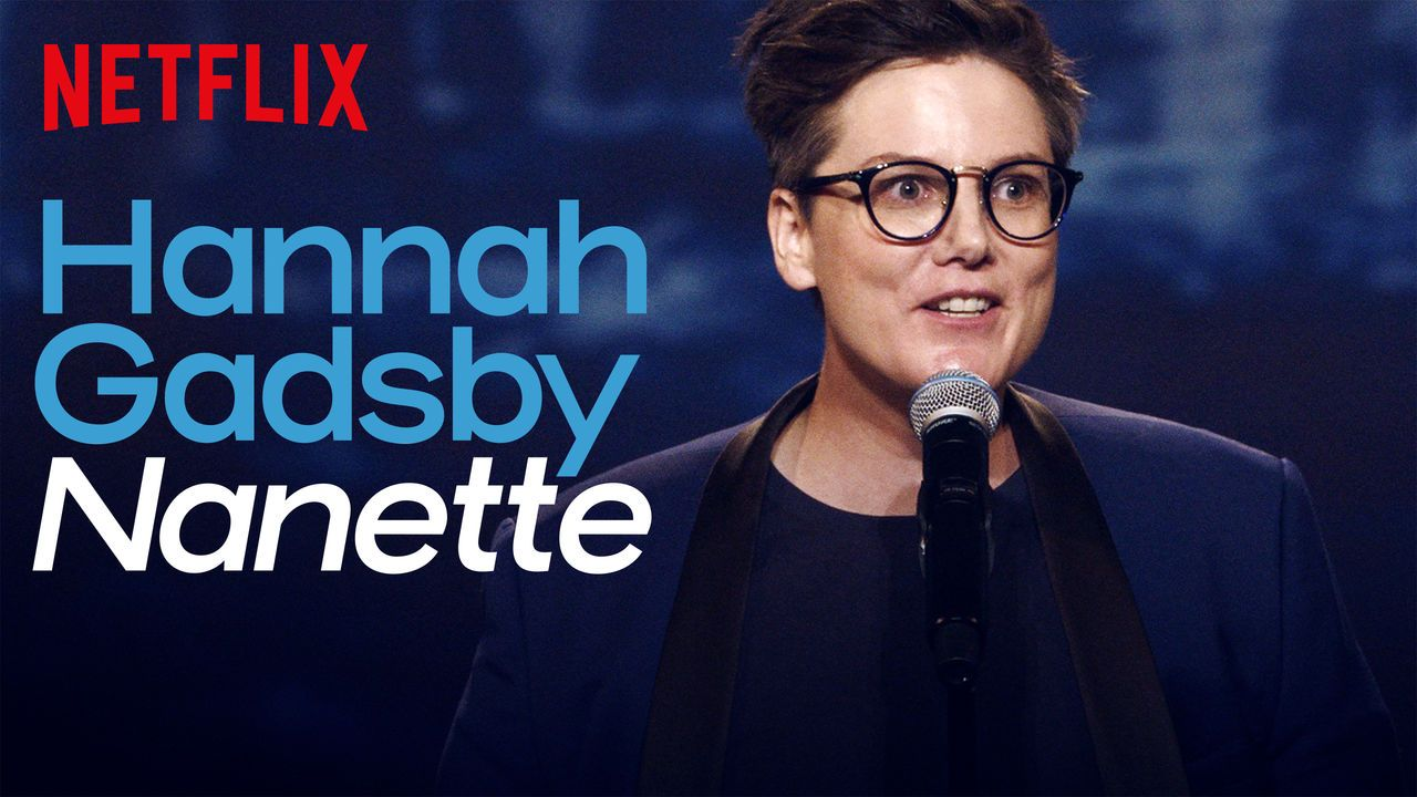 Image result for hannah gadsby nanette