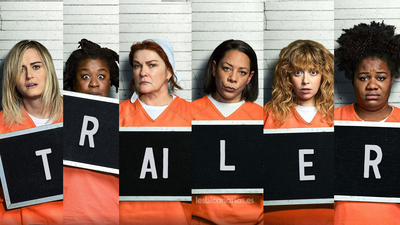 ¡El tráiler de la sexta temporada de Orange Is The New Black es la bomba!