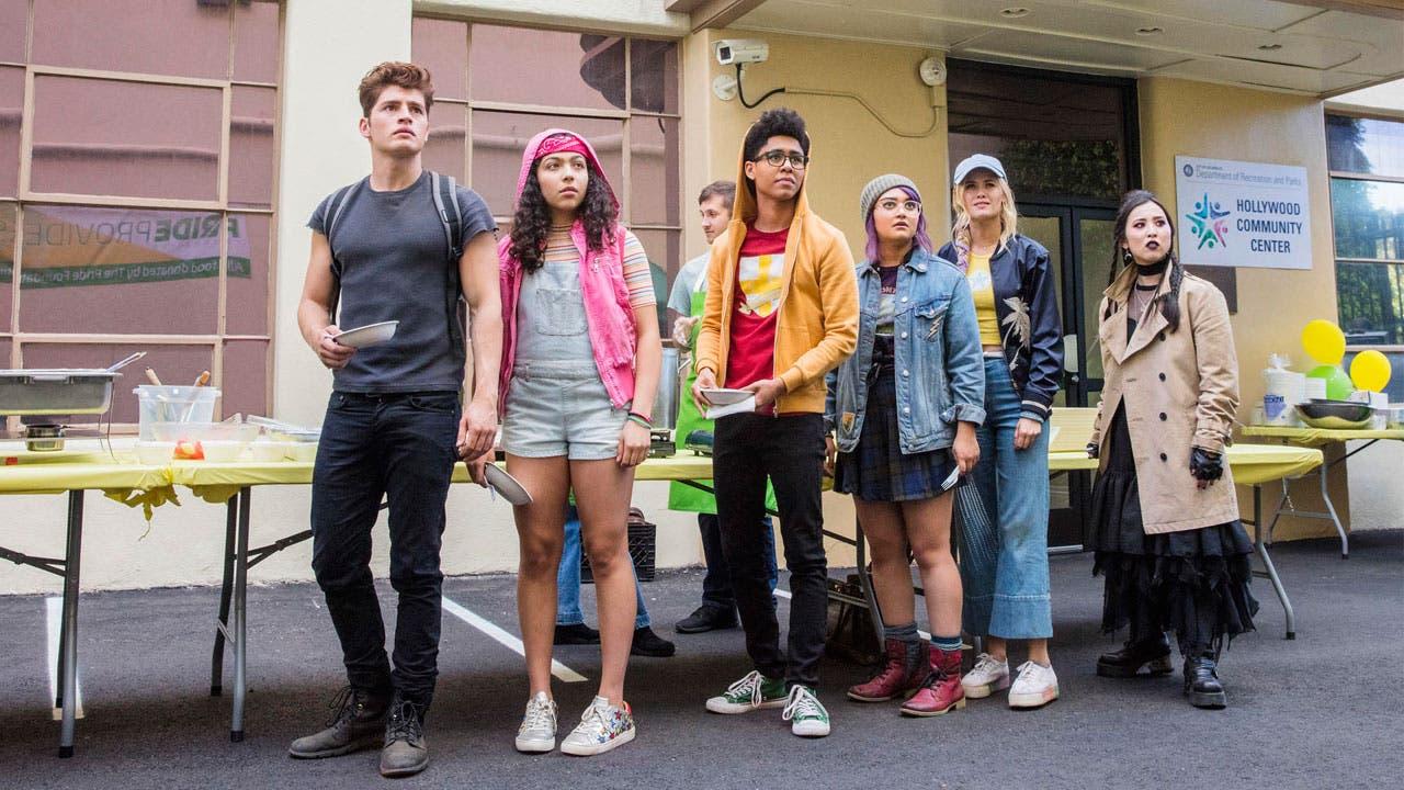 La segunda temporada de Runaways se estrenará a finales de año