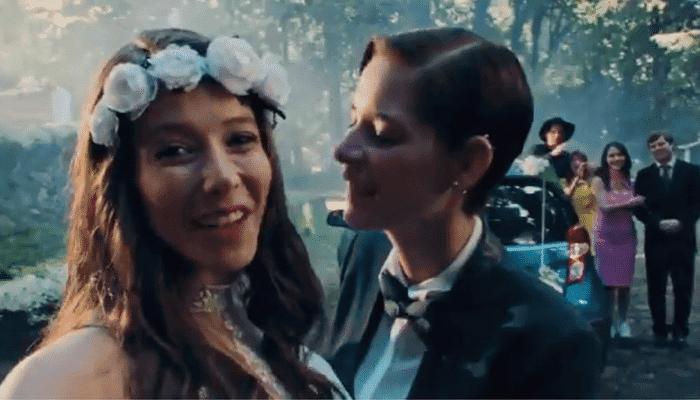 Chevrolet reinventa la historia del príncipe azul y la hace lésbica