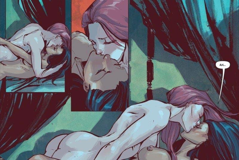 Lalita y Mariah en insexts 1