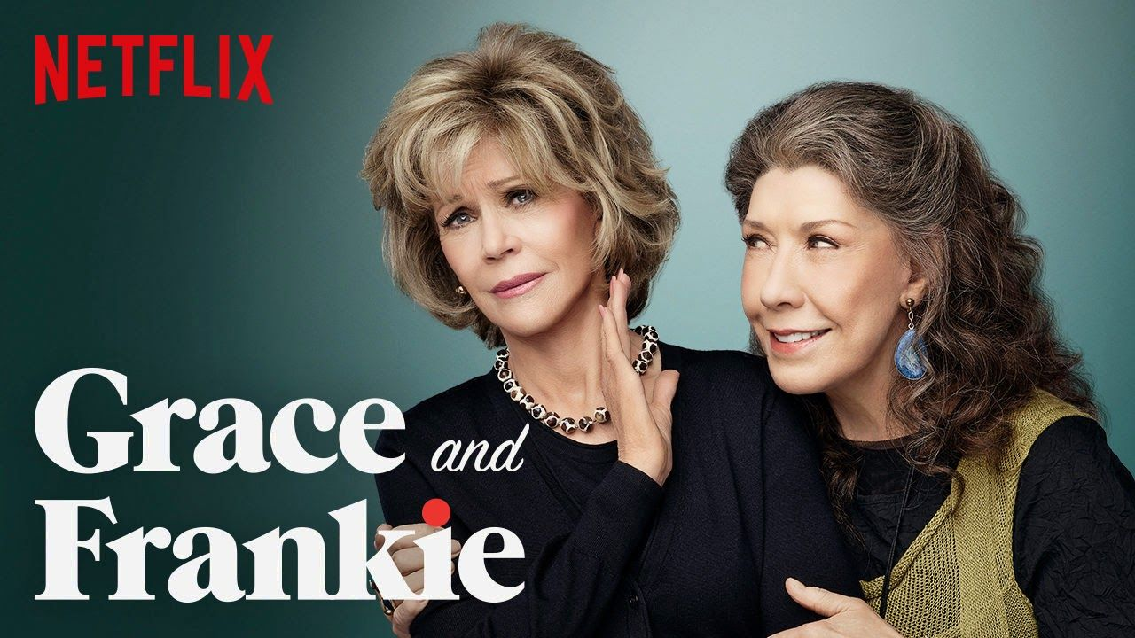 Grace and Frankie: ¡Por fin, Grace sale del armario como bisexual!