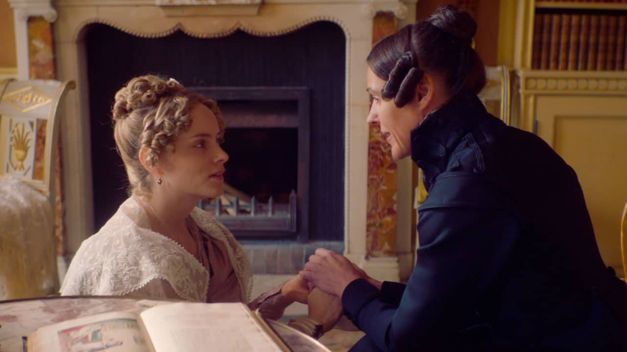 Gentleman Jack resumen de episodio 1×02 I Just Went There To Study Anatomy