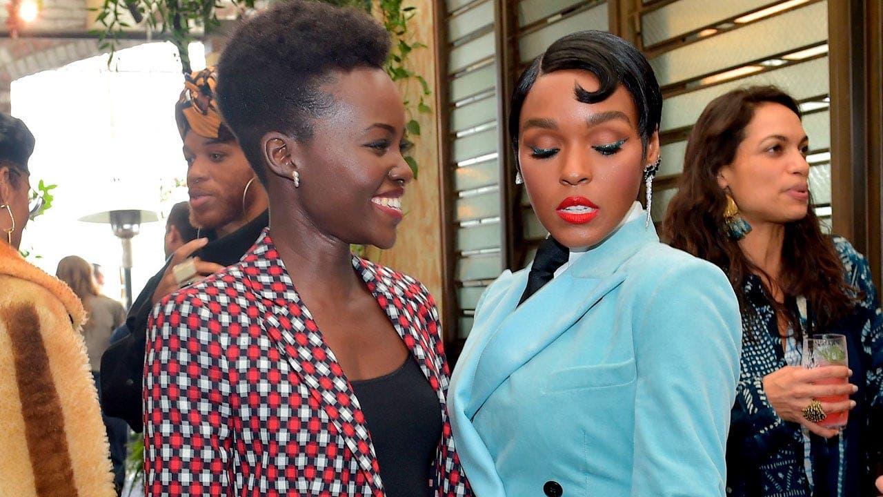 ¿Son Janelle Monáe y Lupita Nyong'o la nueva pareja del momento?