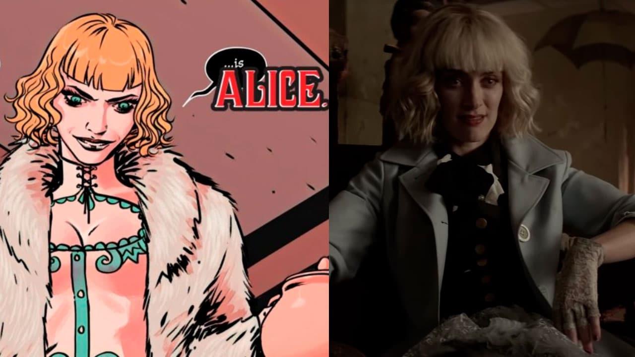 Rachel Skarsten como Alice en Batwoman
