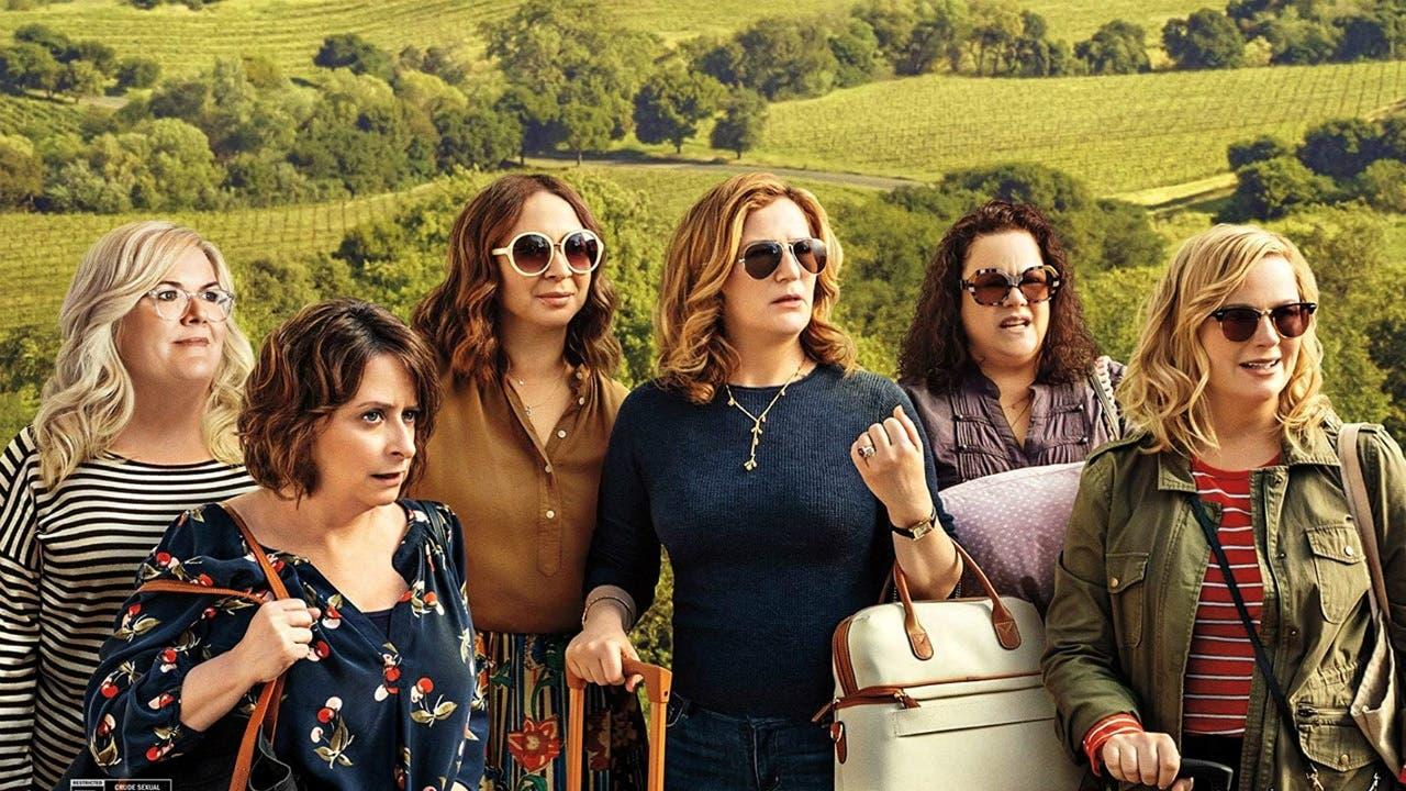 Wine Country es la comedia con corazón que necesitas ver