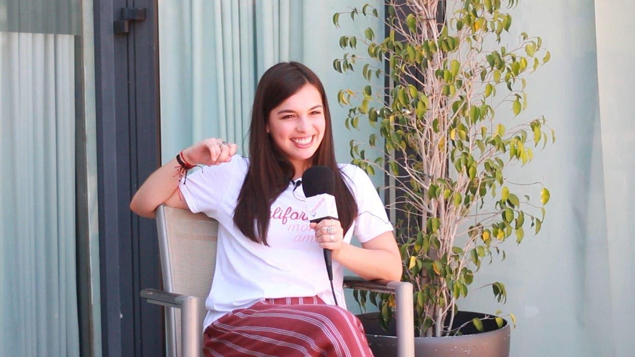 Isabella Gómez entrevista en el LOVE Fan Fest 2019