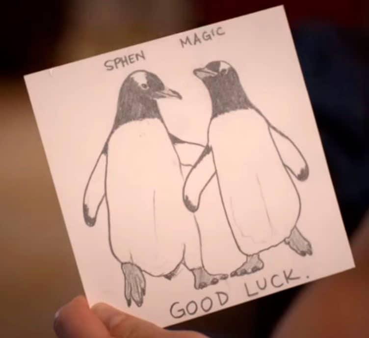 Pingüinos homosexuales atipico
