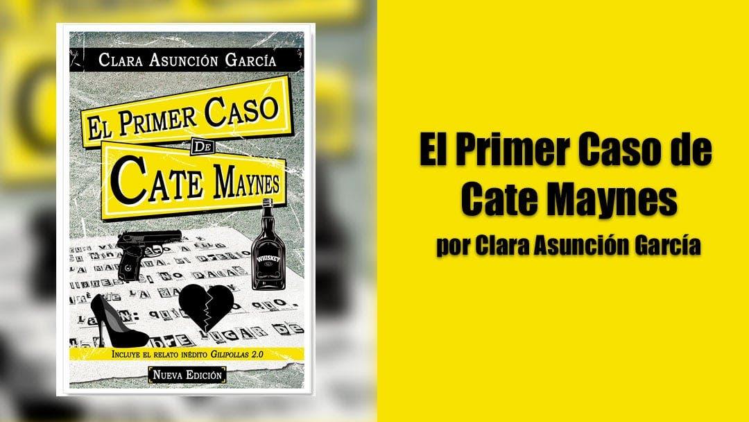 El Primer caso de Cate Maynes libro lésbico