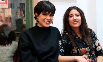 Ojito a la nueva pareja lésbica de Salto sin Red