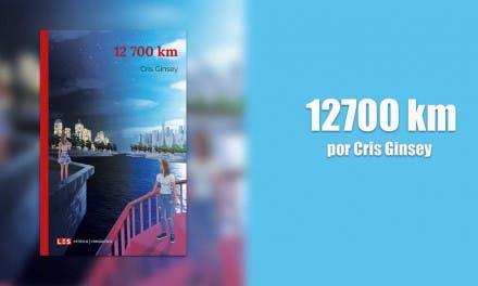 12700 km: un libro lésbico que te hará cuestionarte si es posible el amor a distancia