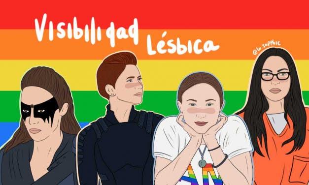 ¡Feliz día de la visibilidad lésbica 2020!