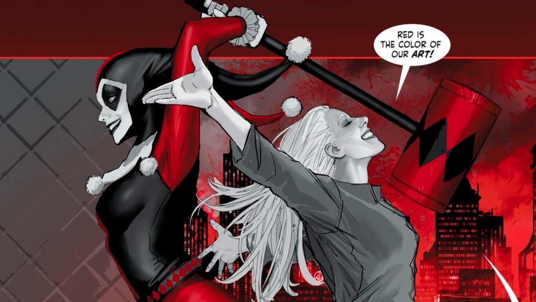 Harley Quinn y Poison Ivy hacen de las suyas en Harleen: Red