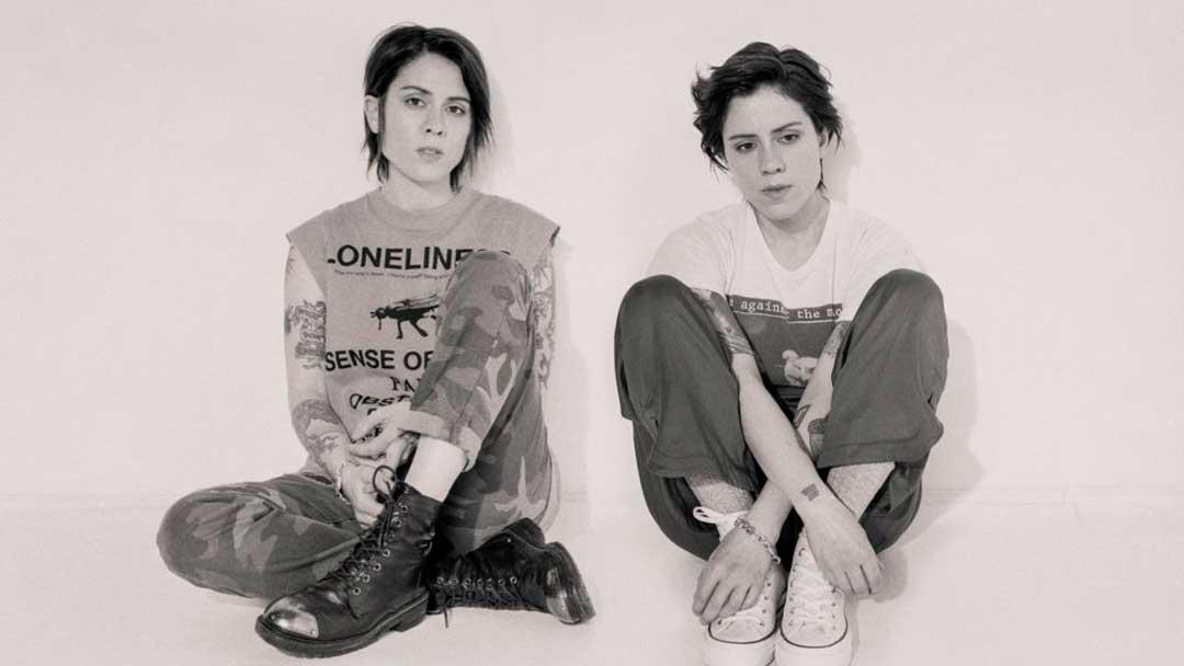 Tegan y Sara te recuerdan tu adolescencia en I Know I'm Not The Only One