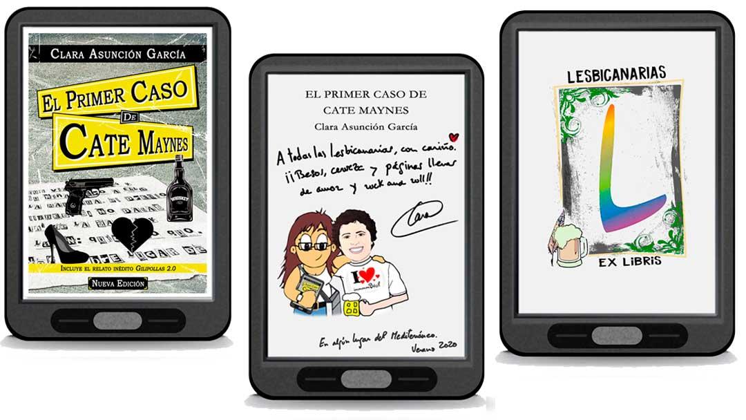 ¡Compra un libro lésbico personalizado y llévate de regalo un relato!