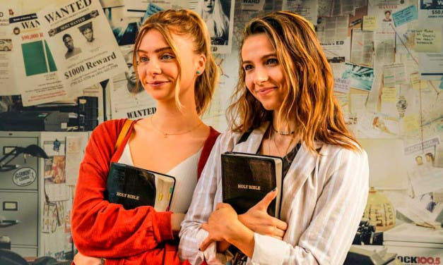 Teenage Bounty Hunters: an original, fun TV show with a well portrayed lesbian representation