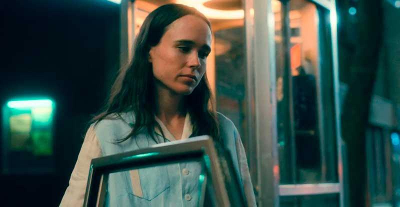Ellen Page como Vanya Hargreeves