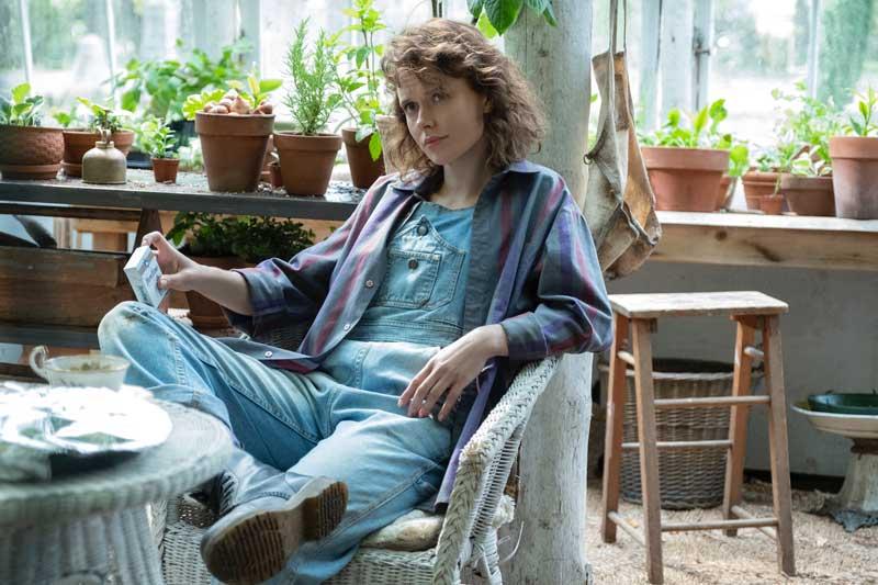 Jamie en La manción de Bly Manor
