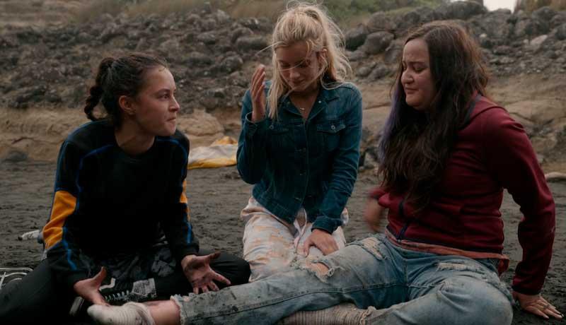 Shelby, Toni y Martha en la Isla