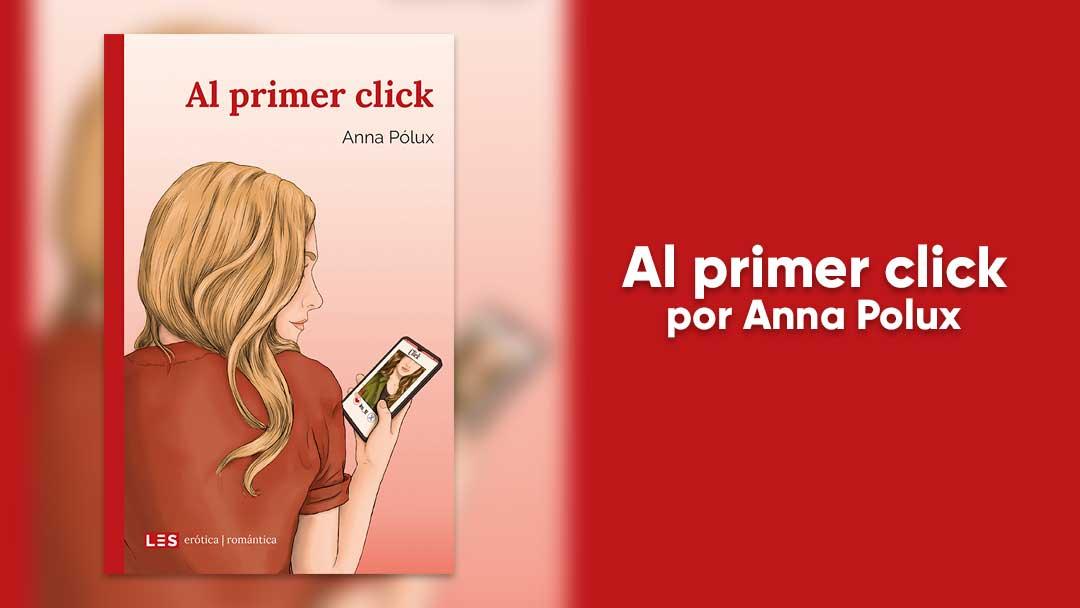 portada del libro lésbico al primer click